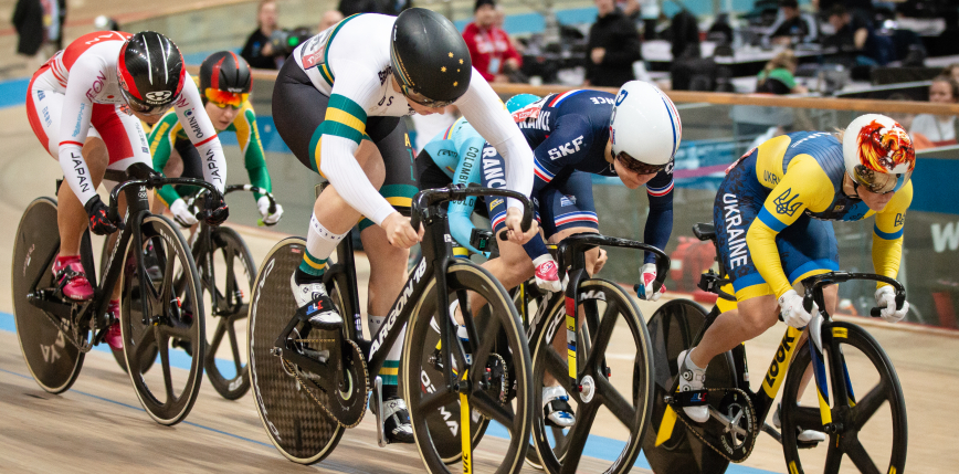 Tokyo 2020 - Cycling Track: The list of participants in the Games