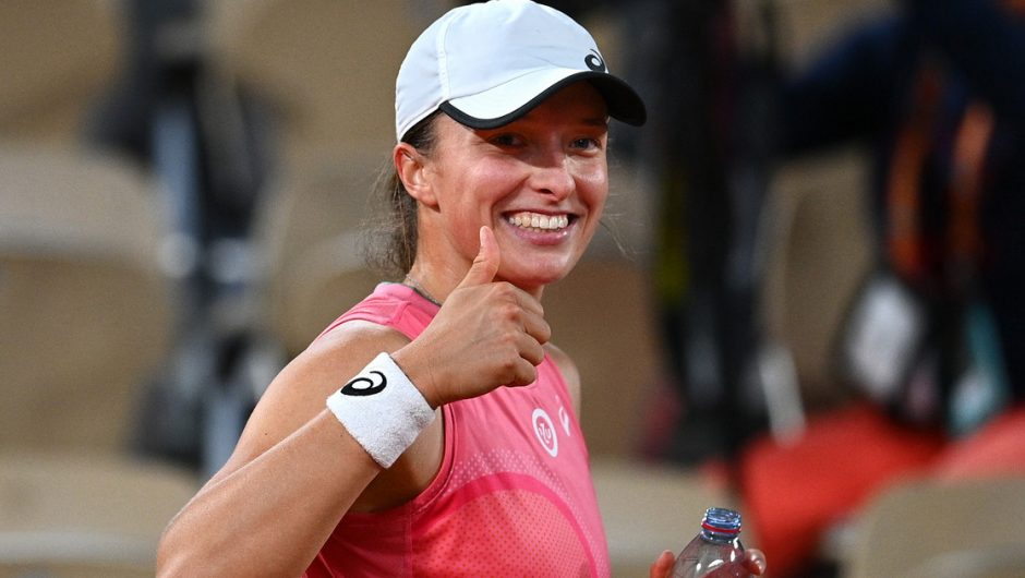 Tokyo 2020: Iga Švitek and Magda Linate get to know their rivals - TENNIS