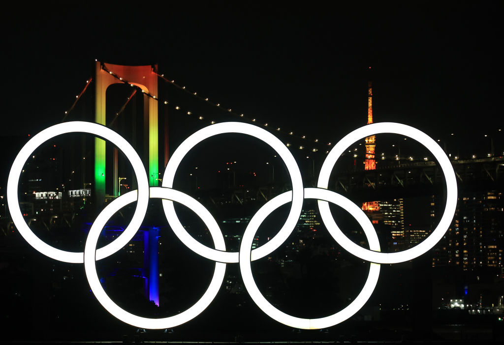 Tokyo 2020. Record number of gay athletes at the Olympics.  Twice the size of Rio de Janeiro