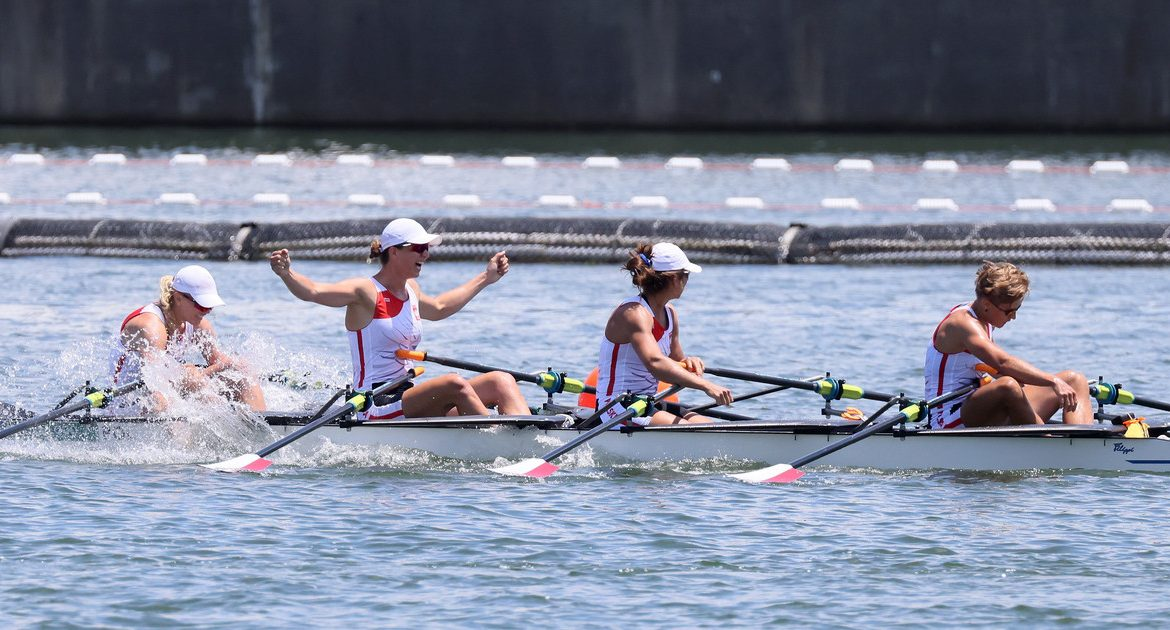 Tokyo 2020. Rowing.  Four Polish settlements will participate in the finals