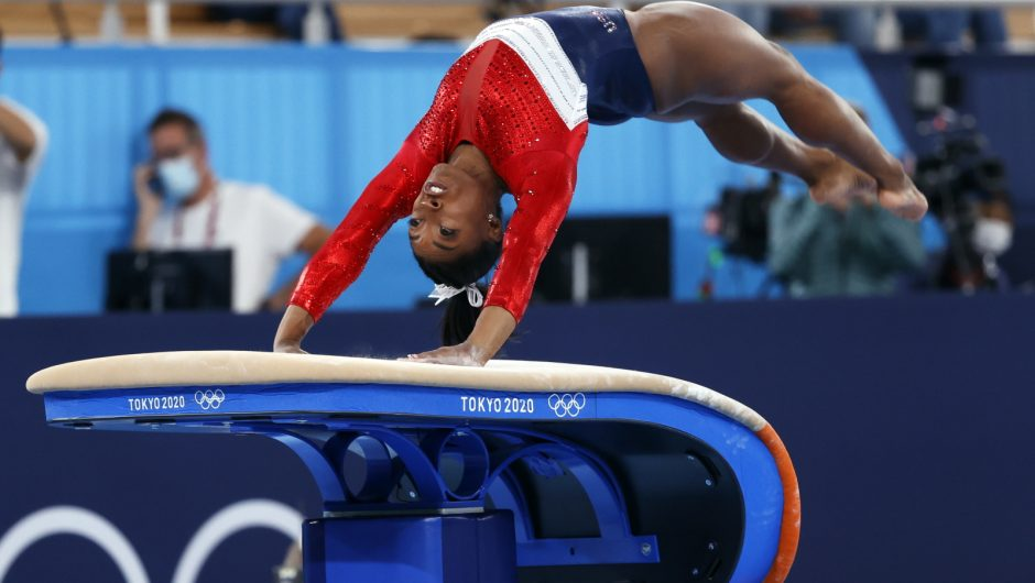 Tokyo 2020. The end of the dominance of American gymnasts.  The captain's nightmare