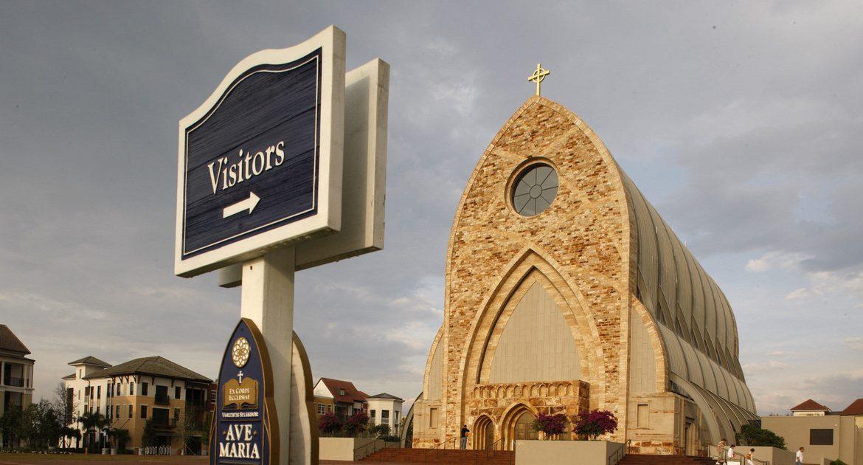 USA: Millionaire Builds Ave Maria - A City for Catholics