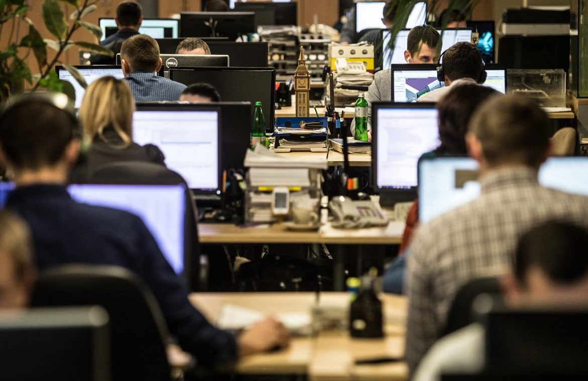 """United States of America.  Companies experience a four-day work week.  """"It's like a gift from heaven."""""""