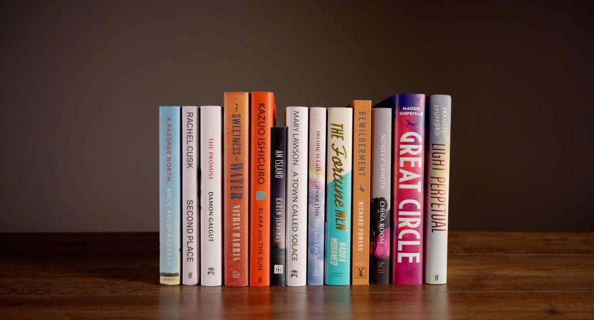 """We know the """"long list"""" of nominees for the Booker Prize.  Among them is a Nobel Prize winner"""
