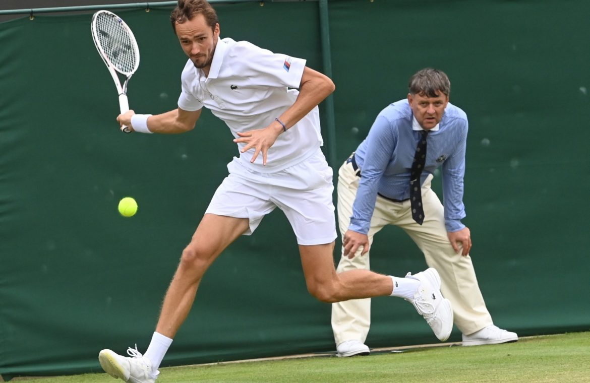 Wimbledon: Danio Medvedev commented on the defeat to Hubert Hurkacz.  Big self-criticism of the Russians