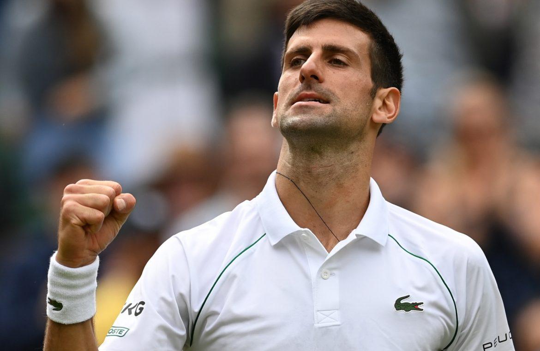Wimbledon: The Double Anniversary of Novak Djokovic.  The Serbian finished the exciting Marton Fucsovics Championship