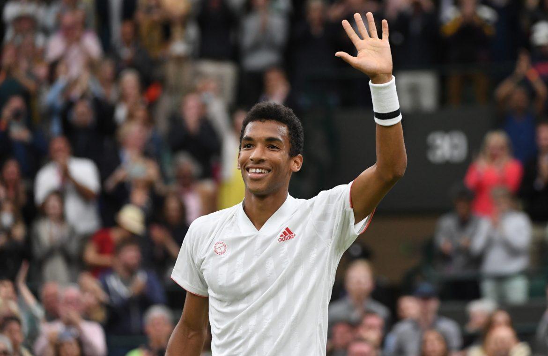 Wimbledon: The Historical Achievement of Canadians.  Matteo Berrettini continues his winning streak