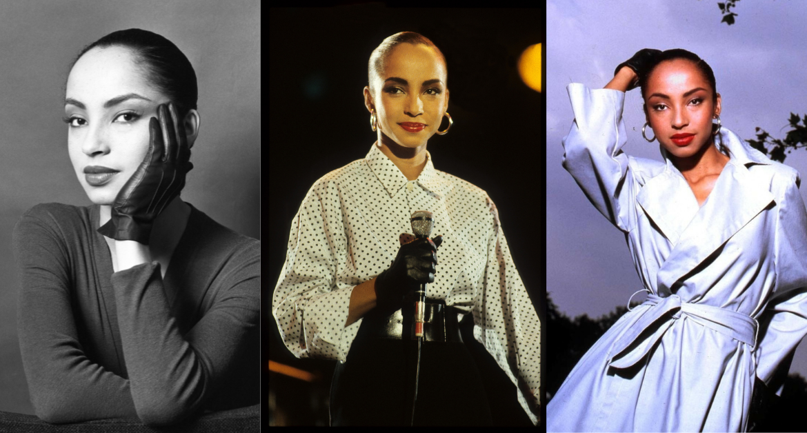 1/15 The Queen of Low Glamor: See Sade's Best Looks