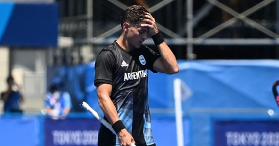 Tokyo 2020. Olympic champion Argentina eliminated from the Olympic tournament