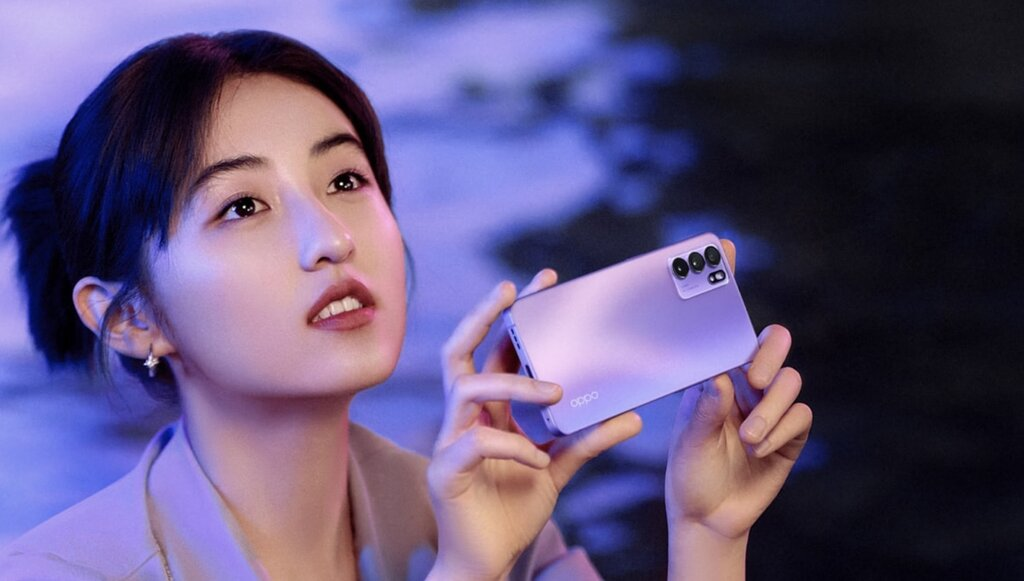 OPPO with an under-screen camera is a great opportunity for smartphones
