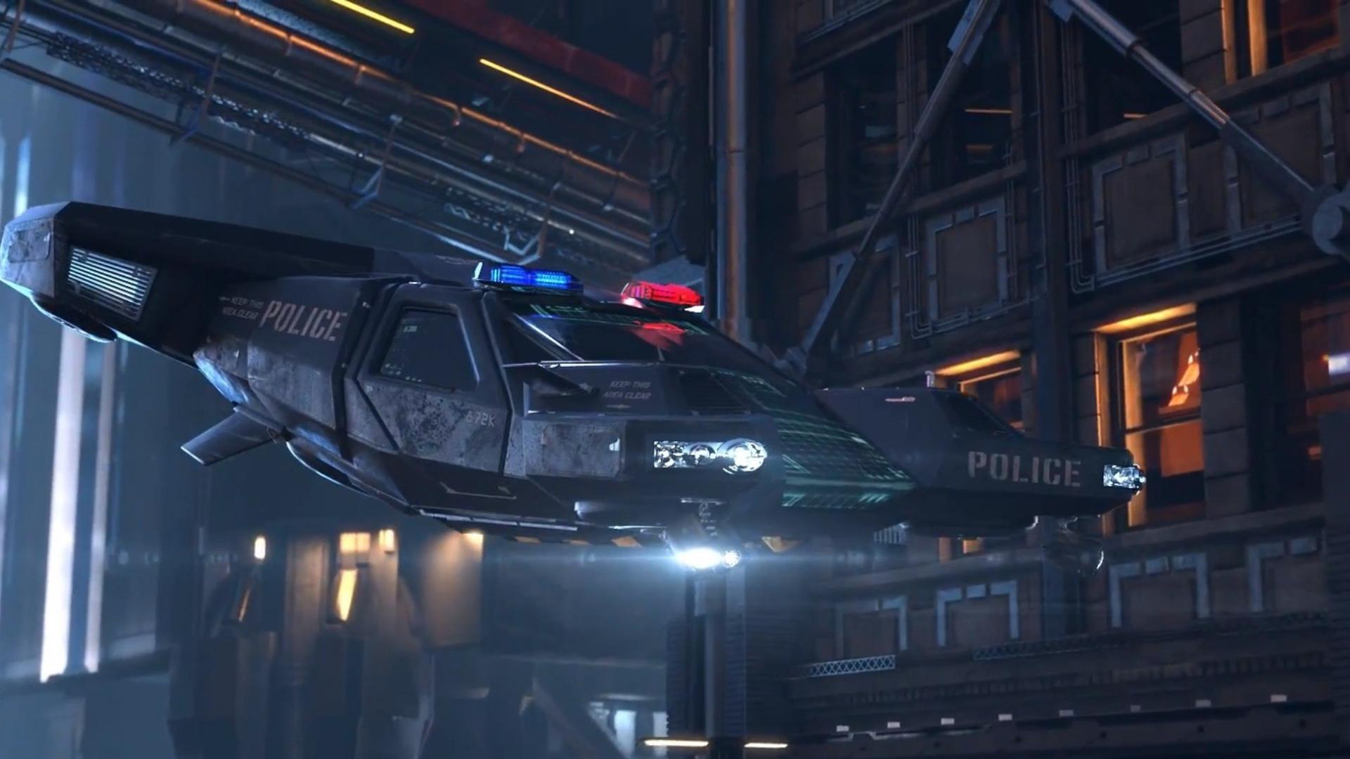 Cyberpunk 2077 - Vehicles