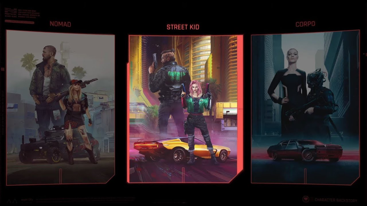 Cyberpunk 2077 - Life