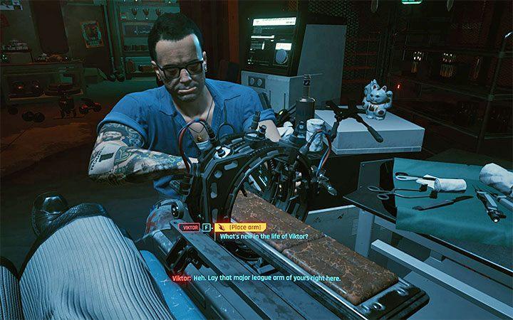 Cyberpunk 2077 - Wszczpy