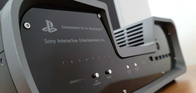 PS5 devkit hit eBay.  Someone tried to make money on Sony equipment