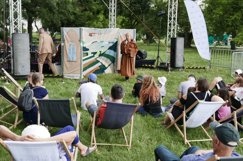 Warsaw.  The first Tatar cultural outing was held