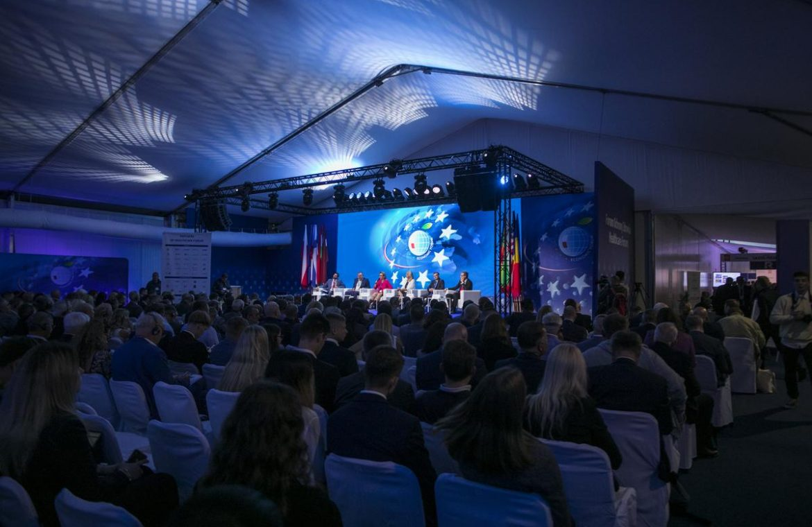 Economic Forum: Discussions That Can't Be Ignored - Business