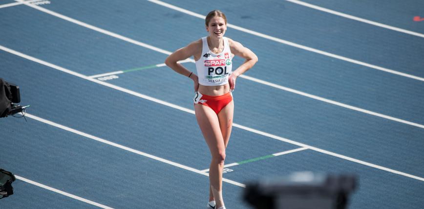 Athletics: Presentation of Polish Olympic athletes from Tokyo in Szczecin