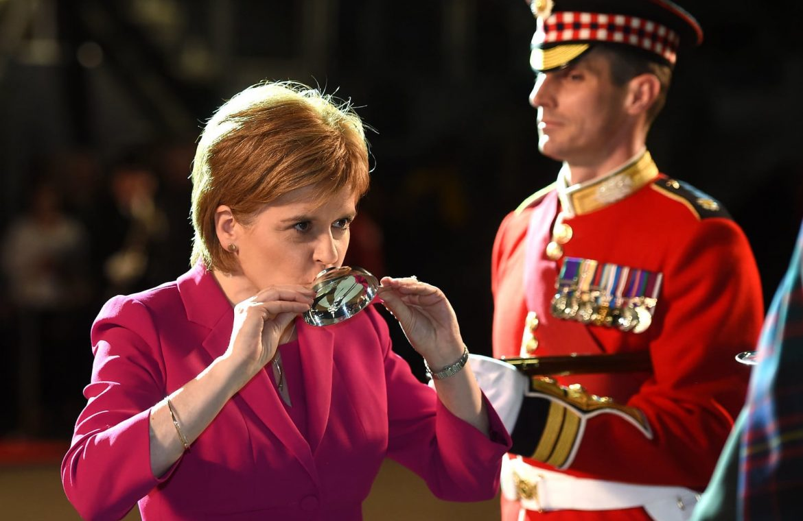 Scotland has a new government.  What about the independence referendum?