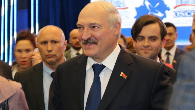 Białorus, OMON, Rosja, Polska, Unia Europejska, Putin, Łukaszenka