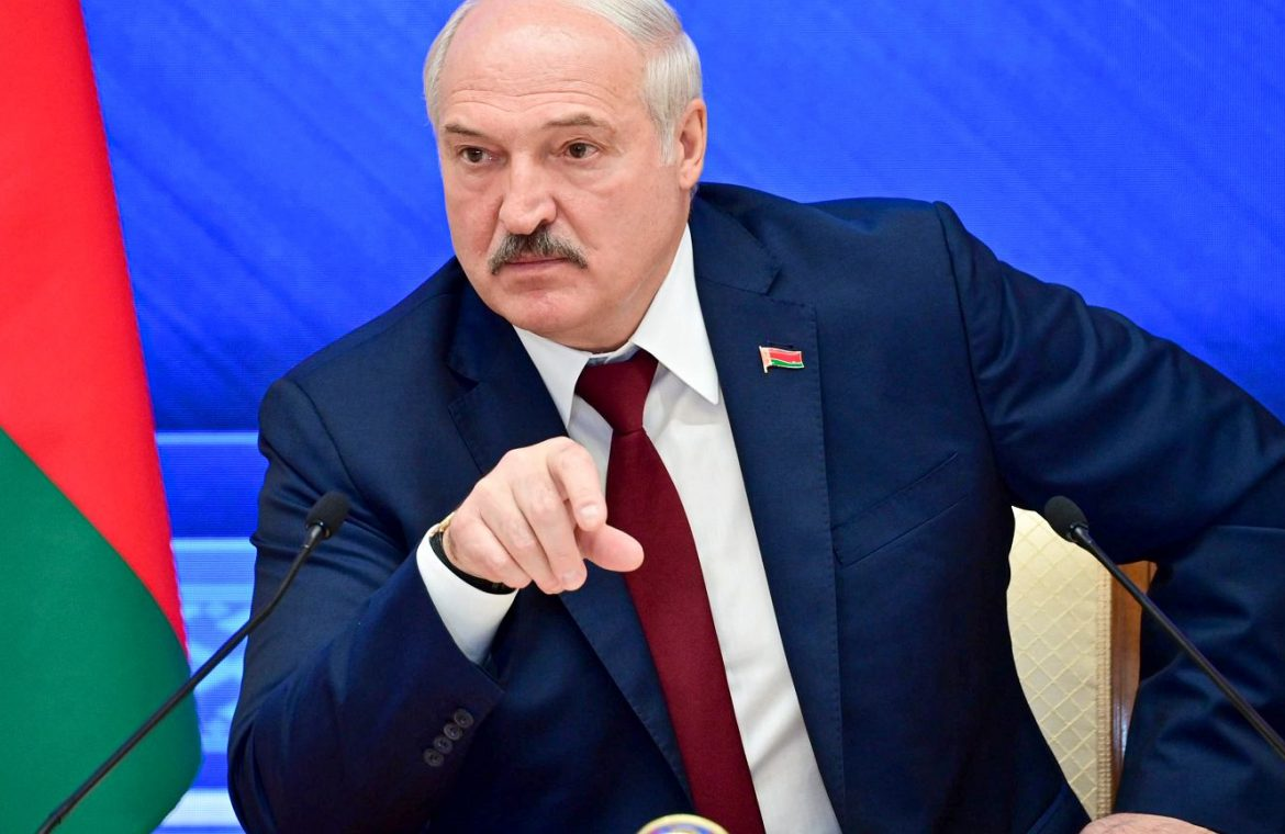 A BBC journalist angered Lukashenka with her questions.  Russia refuses to extend its visa    world News