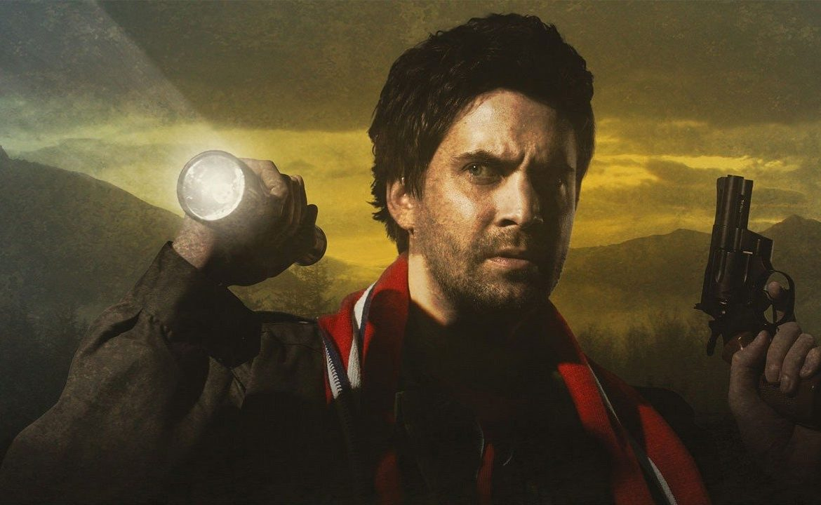 Alan Wake 2 Production may be in full swing