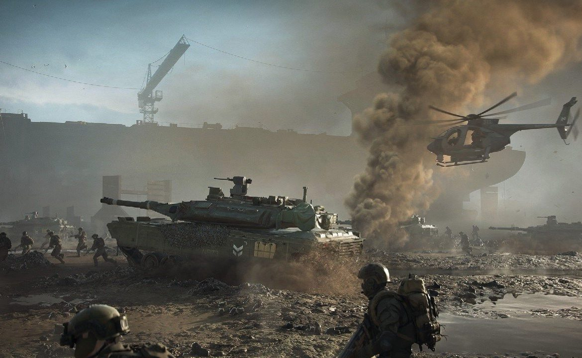 Battlefield 2042: Exodus revealed another specialist;  Play online