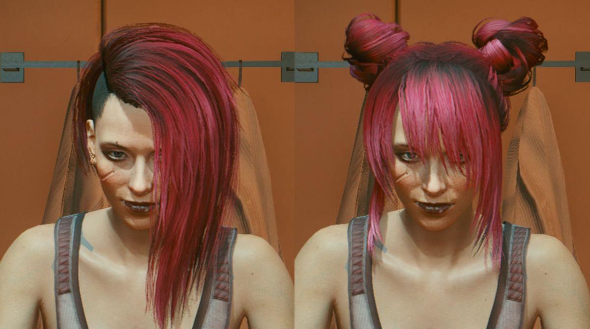 Cyberpunk 2077 - Appearance