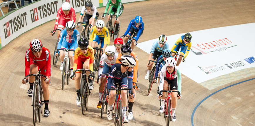 Cycling track - Junior ME and U23: Rochna with silver in keirin