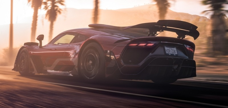 Forza Horizon 5 looks fantastic.  How to play new sites show