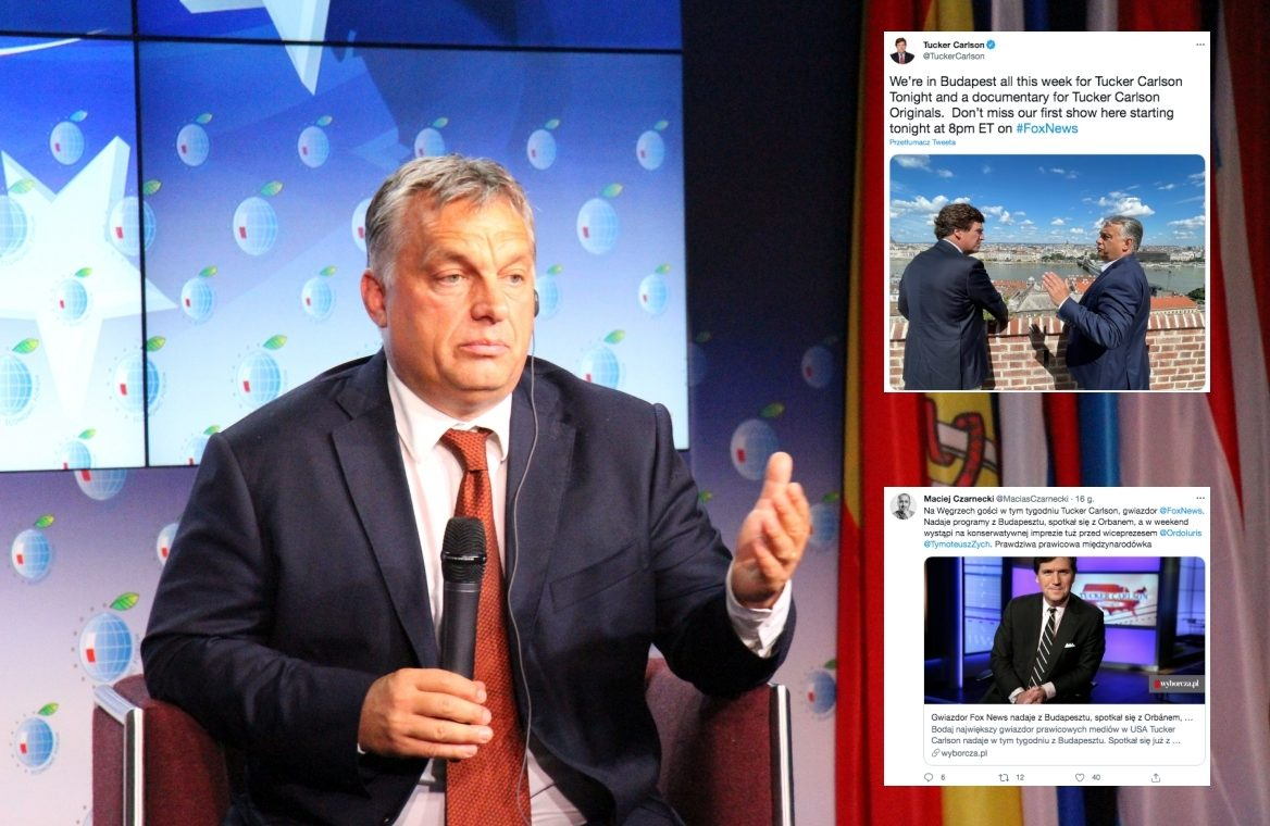 """""""GW"""" concerned about a famous journalist's visit to Hungary"""