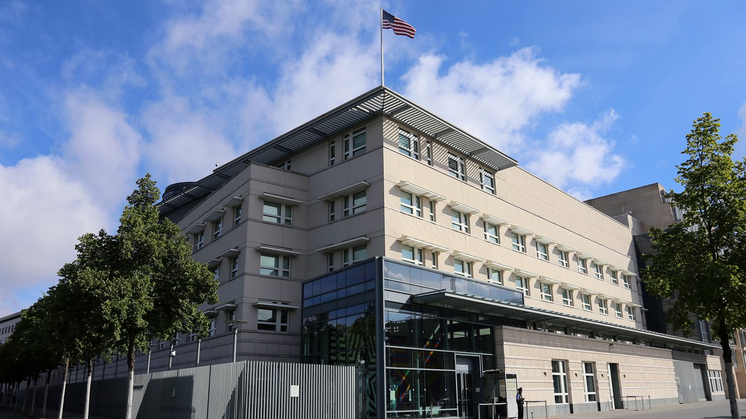 About the US Embassy in Vienna