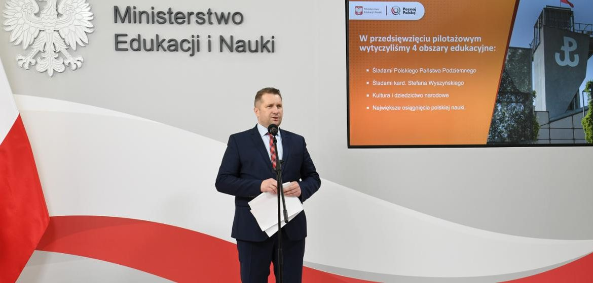Get to know Poland - a new project by the Minister of Education and Science - Ministry of Education and Science