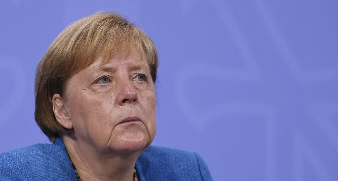 How much will Angela Merkel's pension be?