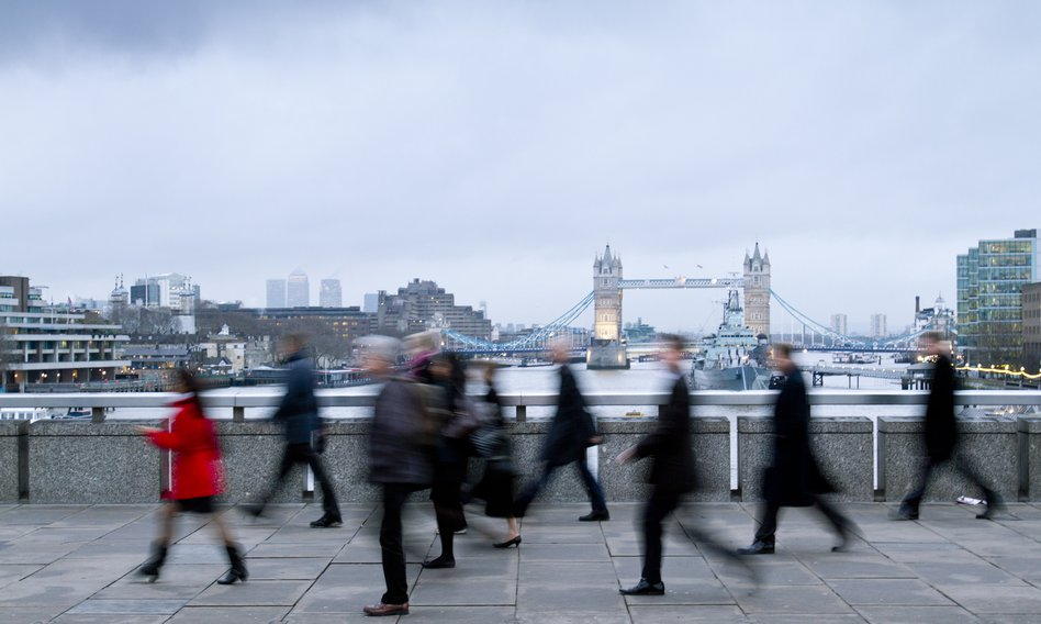 Inflation in Great Britain at its highest level in nearly 3 years