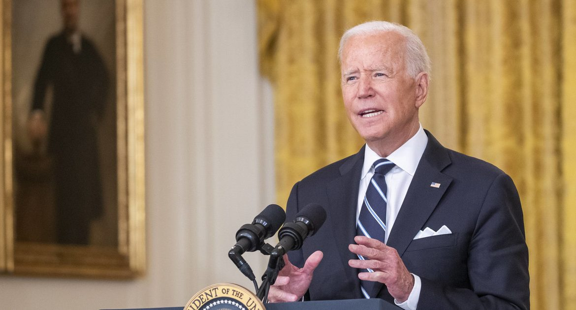 Joe Biden: US forces may remain in Afghanistan after August 31