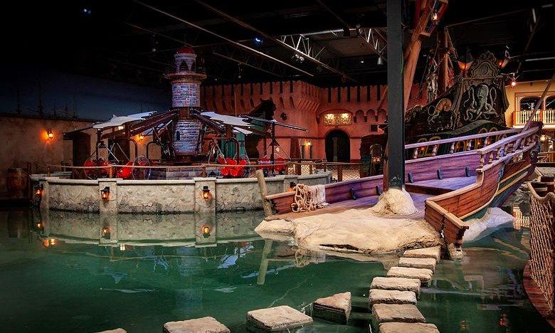 Manduria Adventure City.  Renaissance theme park will open in July