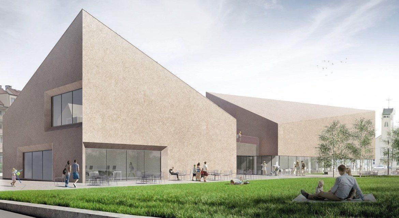 Mediateka - will be the newest library in Szczecin