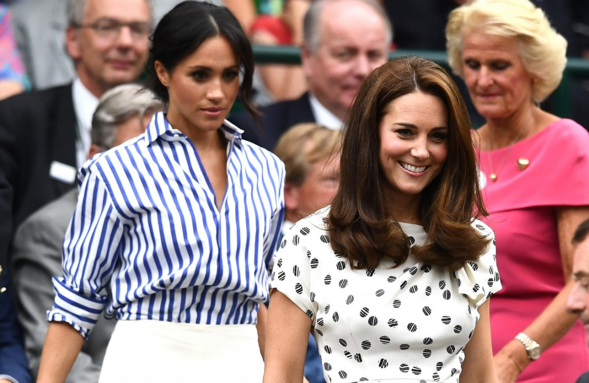 Meghan Markle and Kate Middleton will collaborate on the Netflix production.  What will the movie be about and is this the end of the family feud?