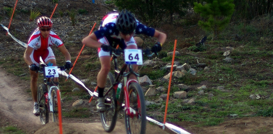 Mountain Biking - World Cup: Frei and Blevins take gold on the short track