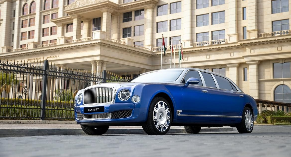 Mulsanne Grand Limousine - Bentley is looking for owners of 5 new cars from 2015.