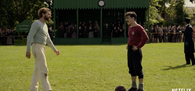 New British Netflix series from creator Downton Abbey