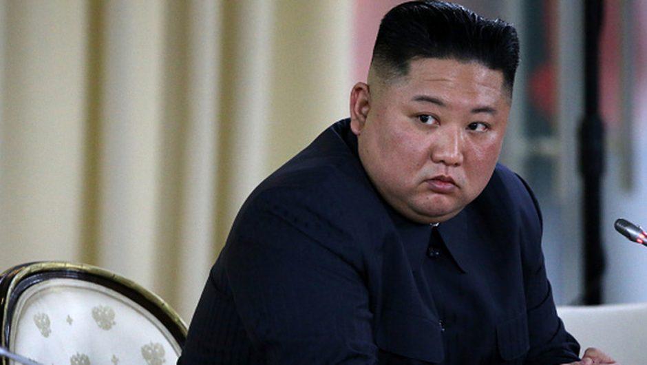 North Korea: Kim Jong Un has mysterious marks on his head