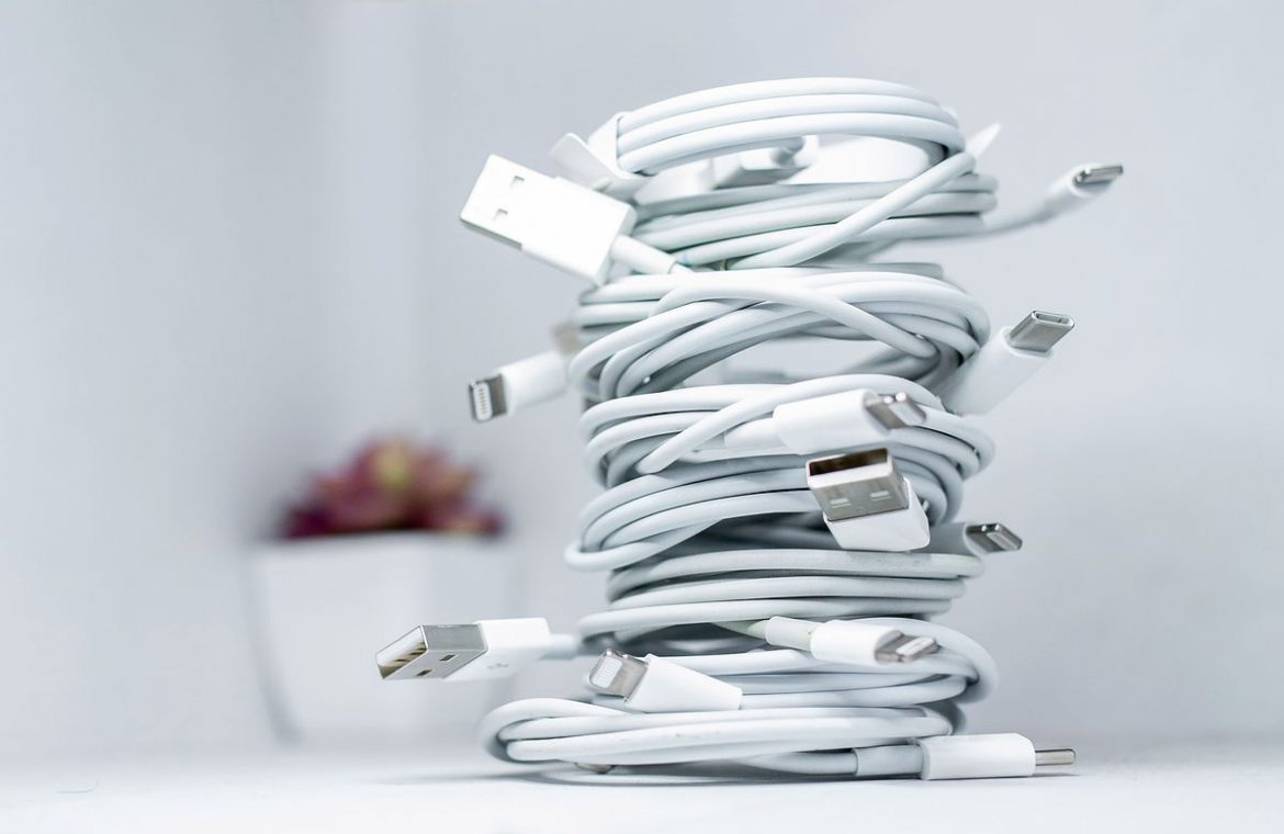 One charger for everything.  The EU will not give producers a choice
