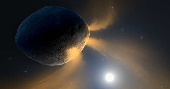 Phaethon - one of the greatest mysteries of the solar system