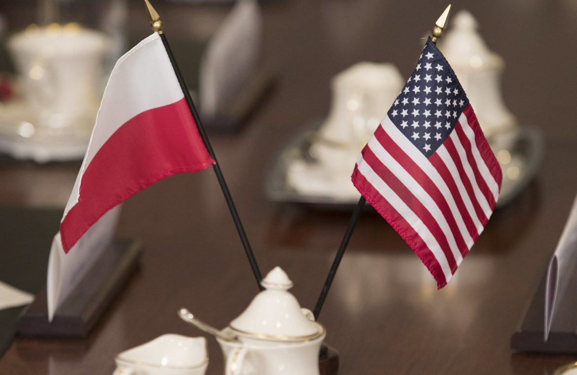 Poland is not a strategic partner of the United States
