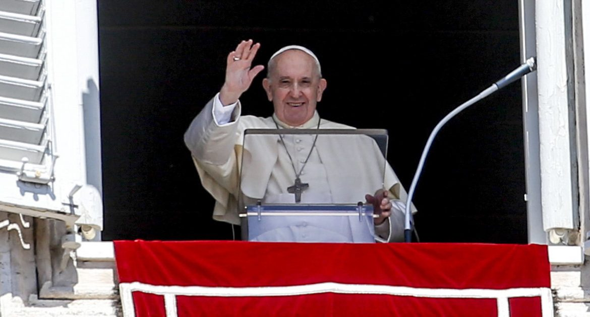 Pope Francis cited rumors of abdication and health