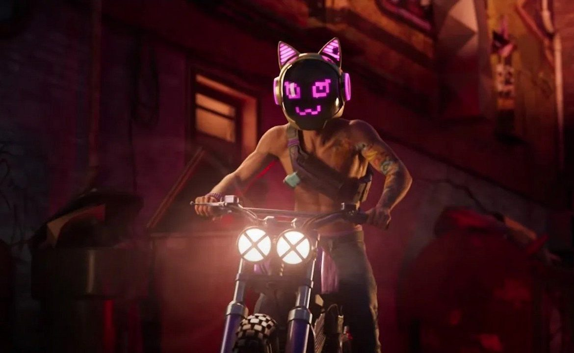 Saints Row Reboot in the first game
