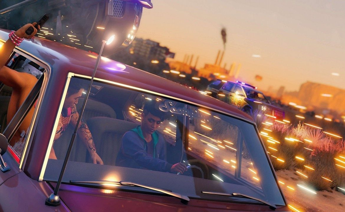 Saints Row is getting a reboot, there's a trailer and a release date