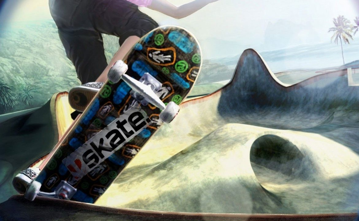 Skate 4 is coming to PC.  It will be the brand's first appearance on PC