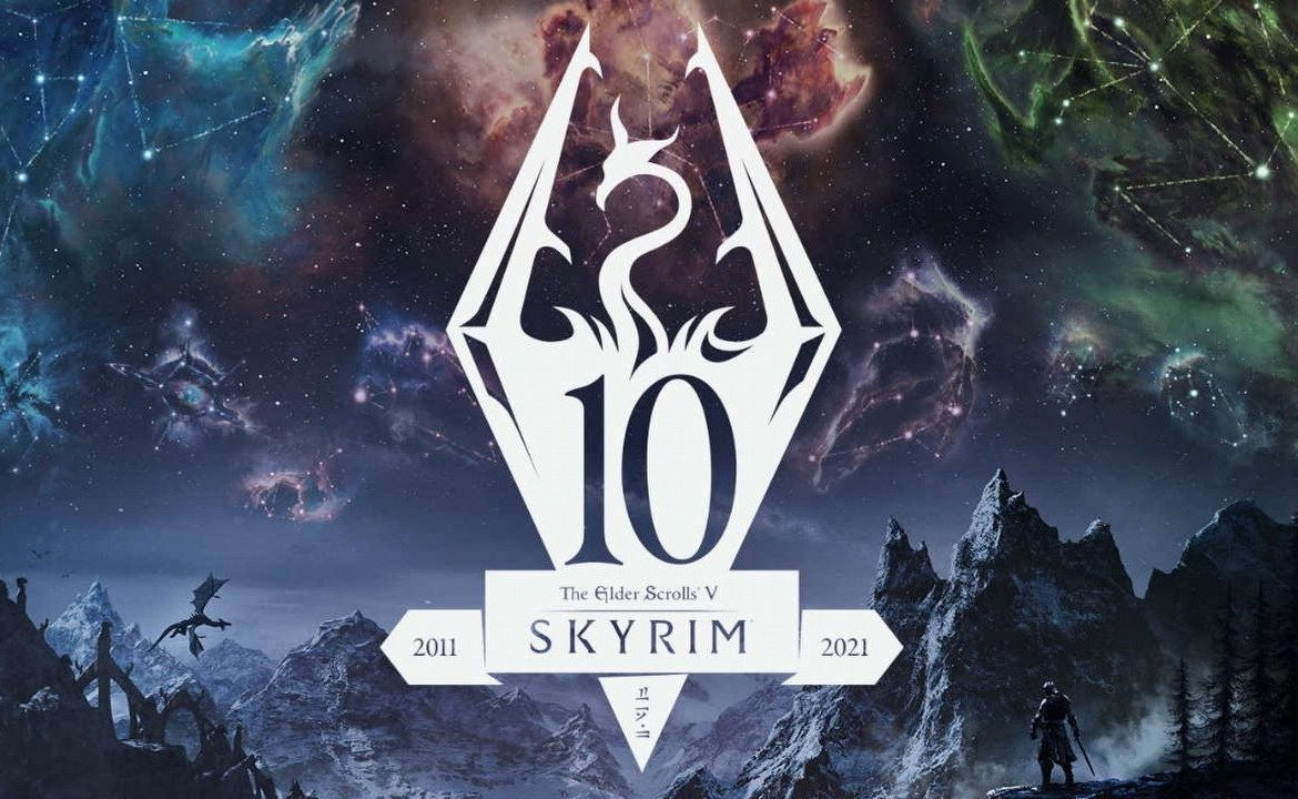 Skyrim Anniversary Edition coming to PS5 and Xbox Series X;  500 fan mods included